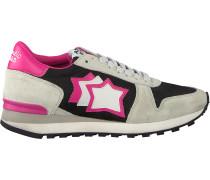 Graue Atlantic Stars Sneaker Alhena