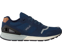 Blaue Polo Ralph Lauren Sneaker Train100