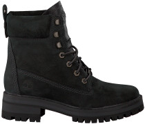 Schwarze Timberland Ankle Boots Courmayeur Valley Yb