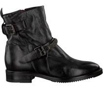 Schwarze Omoda Biker Boots 108261
