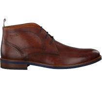 Cognacfarbene Van Lier Business Schuhe 1955326