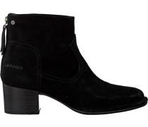 Schwarze UGG Stiefeletten Bandara Ankle Boot