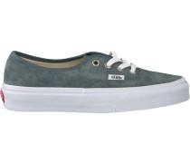 Graue Vans Sneaker Authentic Authentic