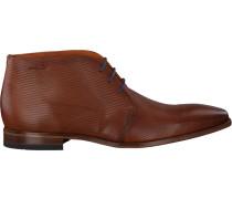 Blaue Van Lier Business Schuhe 6001