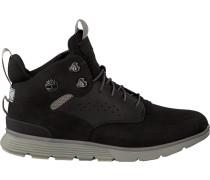 Schwarze Timberland Sneaker Killington Hiker CHU