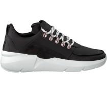 Schwarze Nubikk Sneaker Elven Royal
