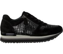 Schwarze Gabor Sneaker 448