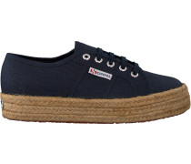 Blaue Superga Espadrilles Superga S00cf20