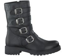 Schwarze Omoda Biker Boots B03/5593