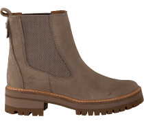 Taupe Timberland Chelsea Boots Courmayeur Valley Ch