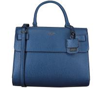 Blaue Guess Handtasche Hwme62 16060