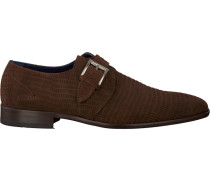 Braune Greve Business Schuhe Fiorano TOP