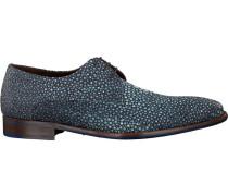 Blaue Floris Van Bommel Business Schuhe 14194