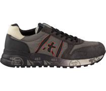 Graue Premiata Sneaker Lander
