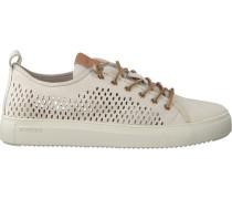 Beige Blackstone Sneaker Pl87