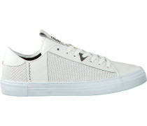 Weiße HUB Sneaker Hook-M