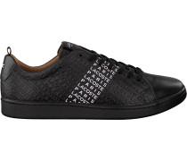 Schwarze Lacoste Sneaker Carnaby Evo 319 12