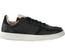 Schwarze Adidas Sneaker Supercourt