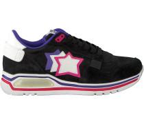 Schwarze Atlantic Stars Sneaker Shaka