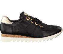 Schwarze Paul Green Sneaker 4591