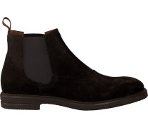 Braune Greve Chelsea Boots German