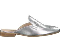 Silberne Gabor Loafer 481.1