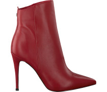 Rote Guess Stiefeletten Flord4 Lea09