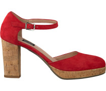 Rote Roberto d'Angelo Pumps 1401