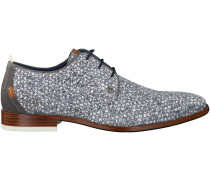 Graue Rehab Business Schuhe Greg Dots