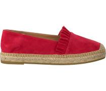 Rote Kanna Espadrilles Kv8000