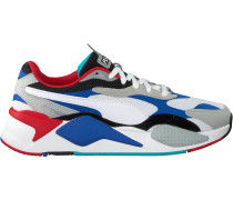 Weiße Puma Sneaker Low Rs-x3 Puzzle