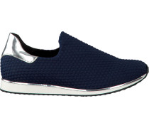 Blaue Lamica Slip-on Sneaker Hiuma