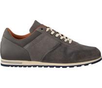 Graue Van Lier Business Schuhe 1917213