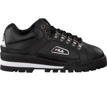 Schwarze Fila Sneaker Trailblazer L