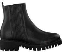 Schwarze Gabor Ankle Boots 786