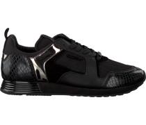 Schwarze Cruyff Classics Sneaker Lusso
