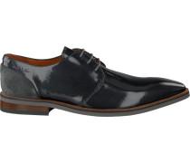Graue Van Lier Business Schuhe 5480