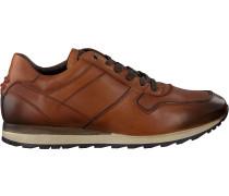 Cognacfarbene Greve Sneaker Fury