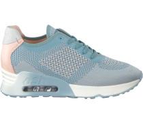 Blaue Ash Sneaker Lucky