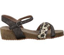 Black Omoda shoe 1720.2890