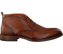 Cognacfarbene Van Lier Business Schuhe 1959218