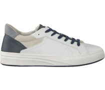 Weiße Crime London Sneaker 11304Pp1