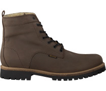 Taupe Pme Schnürboots Boot Sl
