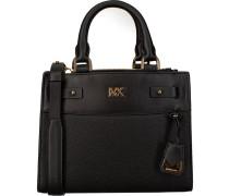 Schwarze Michael Kors Handtasche Mini Messenger