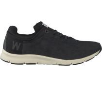 Schwarze G-Star Raw Sneaker Grount WMN