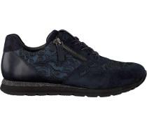 Blaue Gabor Sneaker 369