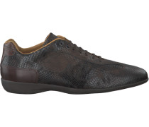 Braune Van Bommel Sneaker 10928