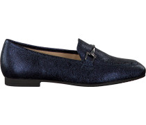 Blaue Gabor Loafer 260.1