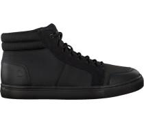 Schwarze G-Star Raw Sneaker D06397