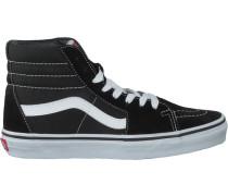 Schwarze Vans Sneaker Sk8-Hi Women